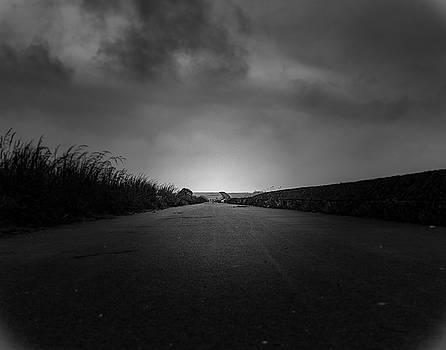 Dock Road by Keith Elliott