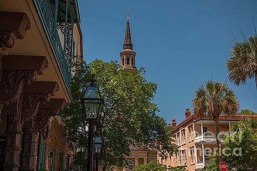 Dale Powell - Dock Street Theatre in Charleston SC