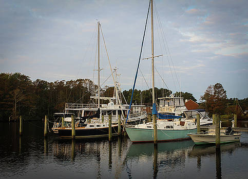 Docked by Carolyn Ricks