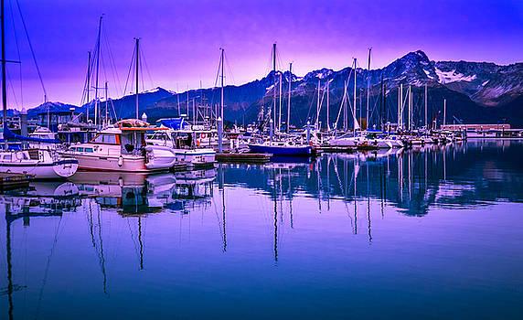 Dockside Dream by Brian Stevens