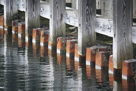 Dockside by Toon De Zwart