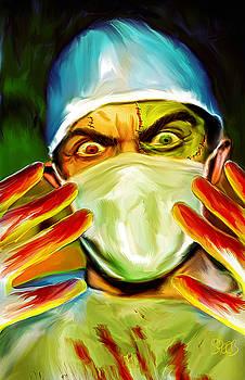 Doctor Frankenstein Mark Spears Monsters by Mark Spears
