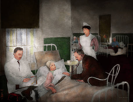 Mike Savad - Doctor - Hospital - Bedside manner 1915