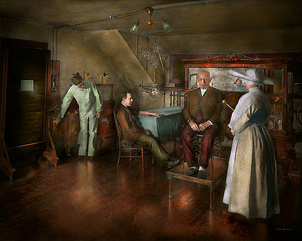 Mike Savad - Doctor - Old fashioned influence - 1905-45