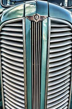 Sharon Popek - Dodge Brothers Blue