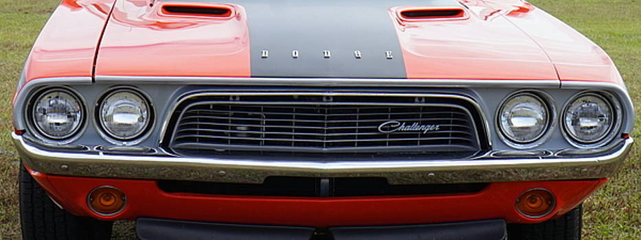 Laurie Perry - Dodge Challenger