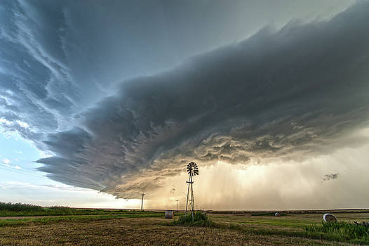 Dodge City Kansas by Colt Forney
