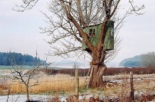 Dodge Valley Treehouse by Brent Easley
