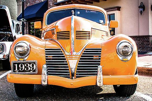 Dodge yellow stormtrooper  by Geoff Mckay