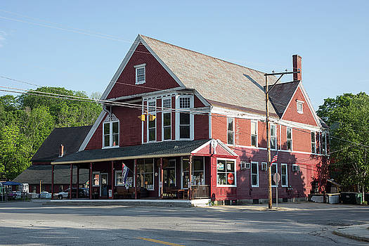 Dodge's Country Store, New Boston by New England Photographic