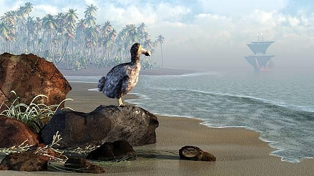 Daniel Eskridge - Dodo Afternoon
