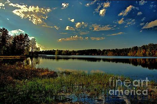 Matthew Winn - Doe Lake HDR