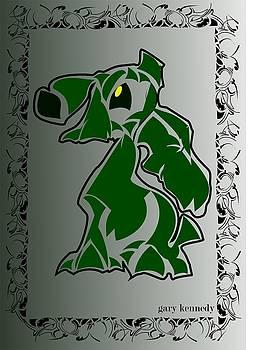 Dog 1 by Gary Kennedy