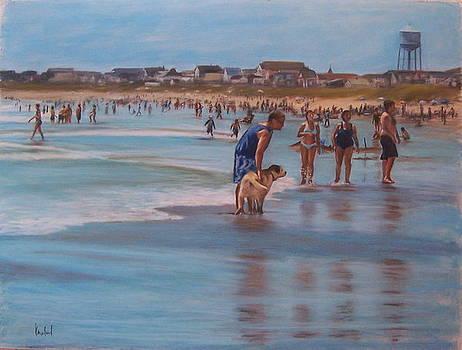 Dog Days of Summer by Susan Kneeland