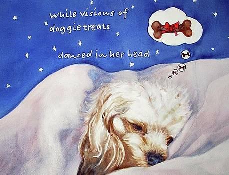 Doggie Dreams by Diane Fujimoto