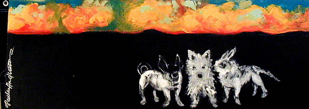 Doggies by Paula R ANDERSON