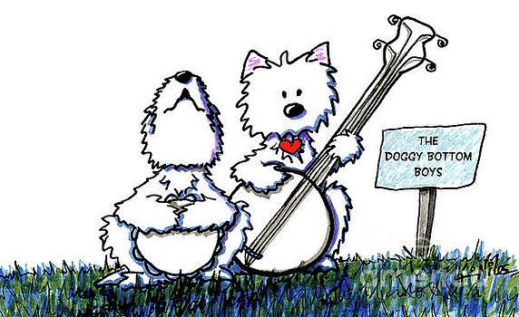 Doggy Bottom Boys by Kim Niles