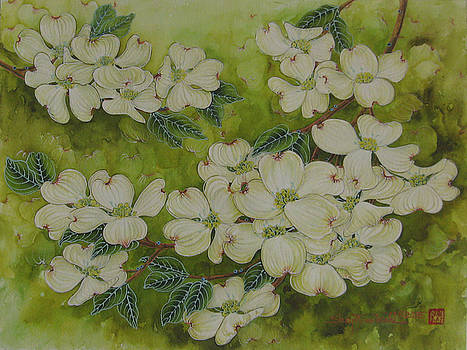 Dogwoods by Shay Wahl