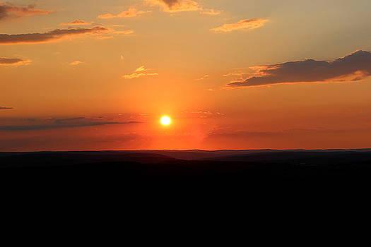 Dohnkens Sunset II by Brian Lucia