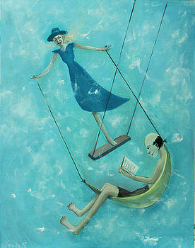 Doing the Swing by Tone Aanderaa