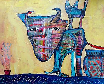 Dois Amigos by Jenn Ashton