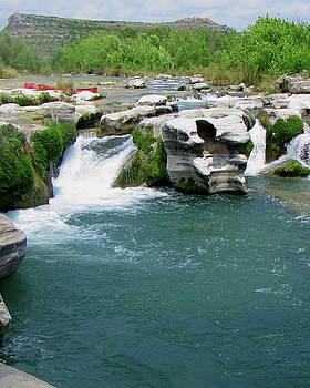 Dolan Falls by Walter E Koopmann