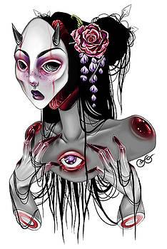 Doll Face by Alexandria Serrano
