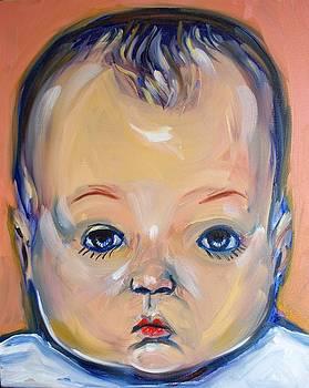 Doll Face by Sheila Tajima