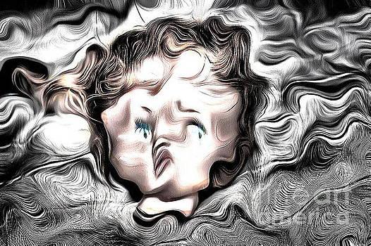 Doll Is In Turmoil by Yury Bashkin