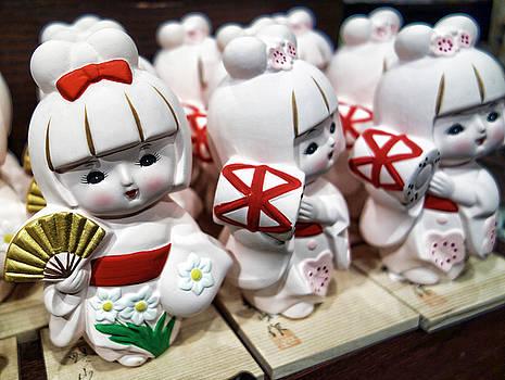 Dolls by Nora Martinez