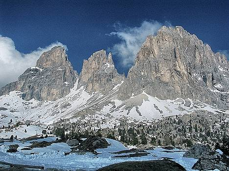 Dolomites 1 by Ingrid Dendievel