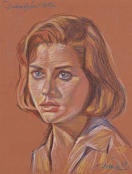 Dolores Hart by Horacio Prada