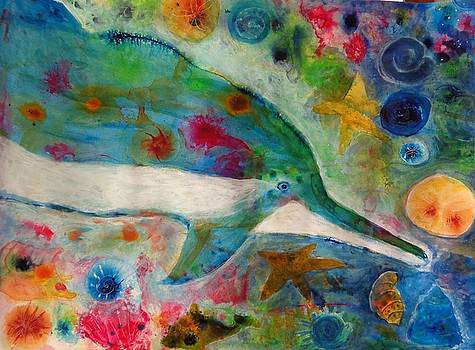 Dolphin Song by Lisa Page