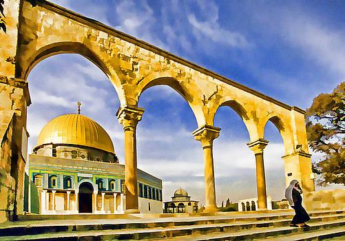Dennis Cox - Al-Aksa Mosque Gateway