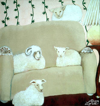 Domestic Animals by Sharron Loree