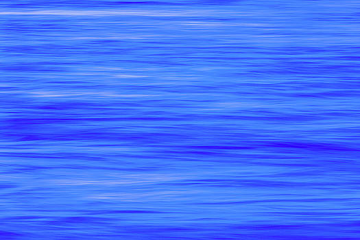 Dominican High Tide Abstract 4 by Nathan Larson