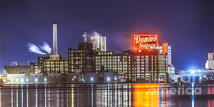 Domino Sugars by Stacey Granger