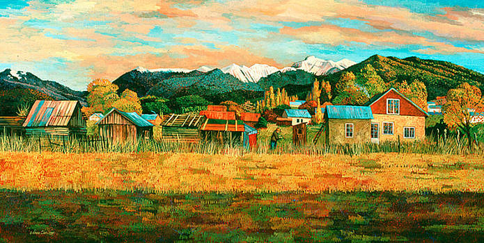 Don Eusavio's Paradise by Donna Clair