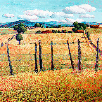 Don Gregorio's Most Beautiful Field by Donna Clair