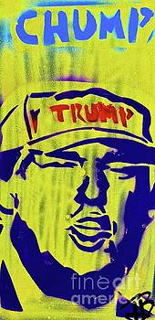 Donald Chump by Tony B Conscious