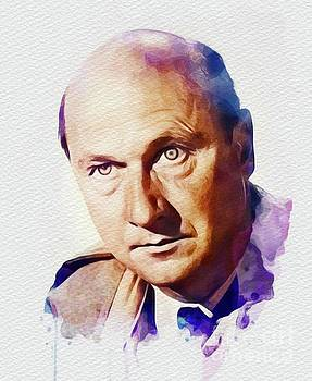 John Springfield - Donald Pleasence, Vintage Movie Star