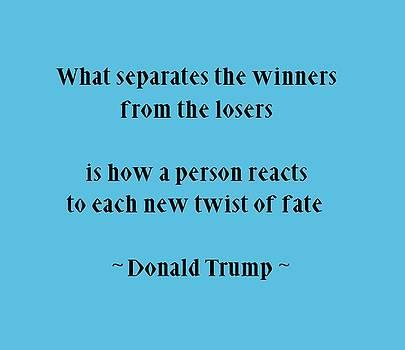 Donald Trump 0101 by Ericamaxine Price