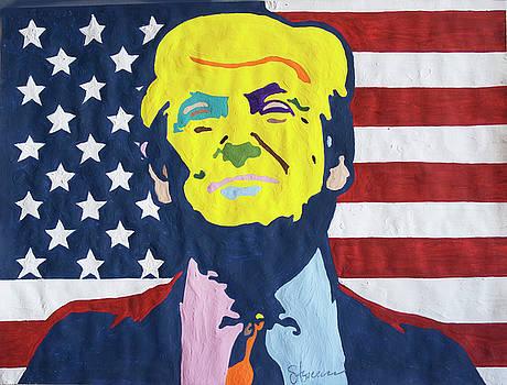 Donald Trump by Stormm Bradshaw