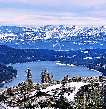 Donner Lake by Nancy Chambers