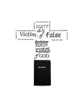 Don't be a Victim of False Doctrine Tract by Heather Stinnett