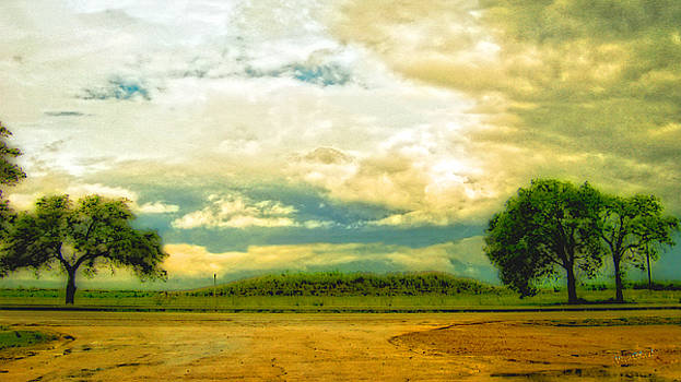 Don't Know Why There's No Sun Up In The Sky by Chas Sinklier