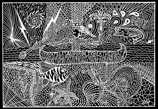 Don't Rock the Boat - BG by Nola Hintzel