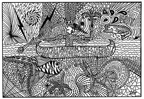 Don't Rock the Boat - WG by Nola Hintzel