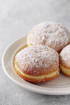 Donuts  by Iuliia Malivanchuk