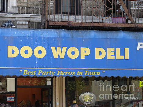 Doo Wop Deli by Cole Thompson